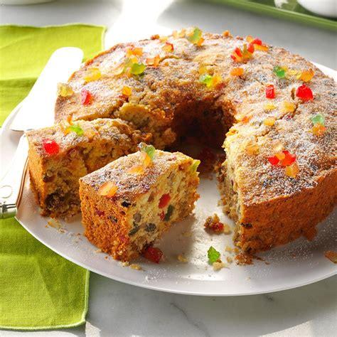 fruit cake recipe old fashioned fruit cake recipe