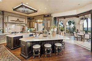 Awesome California Kitchen Design Ideas Pizza New Home ...