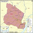 Essex County Map, New Jersey