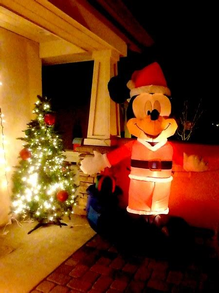 decorating for christmas outdoors with kmart kmartholiday