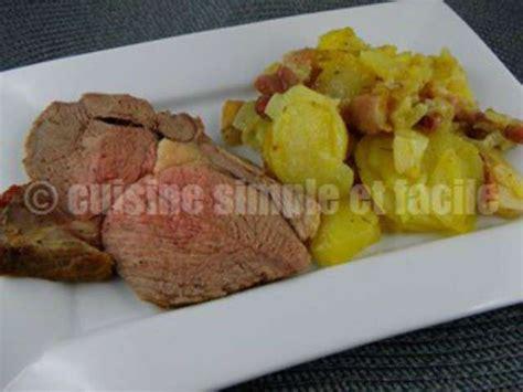 cuisine simple et facile recettes de gigot de cuisine simple et facile