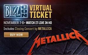 BLIZZCON Virtual Ticket