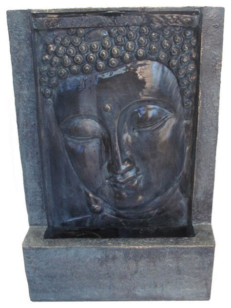 buddha water fountain   Home Decor