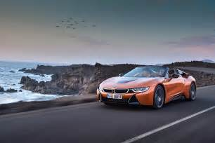 bmw i8 electric range 2018 bmw i8 coupe gets a roadster and more electric range autoevolution