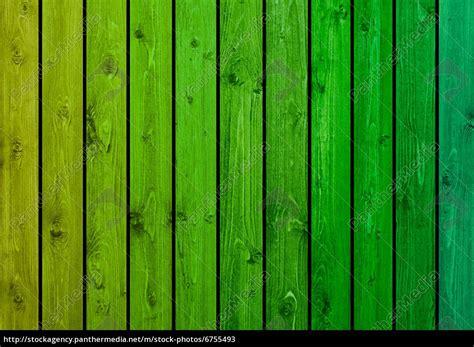 Hintergrund Grüne Holzwand  Stockfoto #6755493