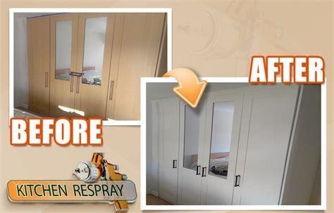Painting Wardrobe Doors Before And After Defendbigbirdcom