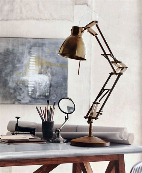 enzo classic architect desk lamp articulated task light