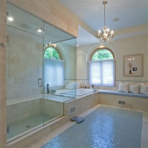 Glass Tile Bathroom Ideas by 33 Great Ideas Of Glass Tile For Bath 2019