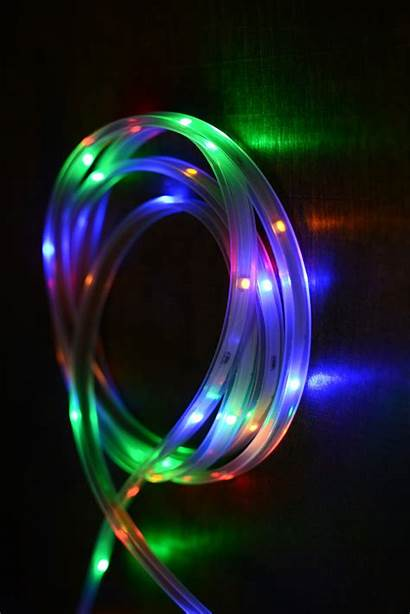 Led Leds Lights Iphone Strip Wallpapers Multicolor