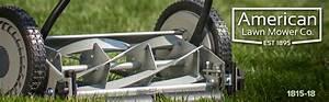 Amazon Com   American Lawn Mower Company 1815