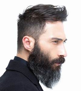 Long Beard With Modern Hairstyles Men39s Hairstyles And