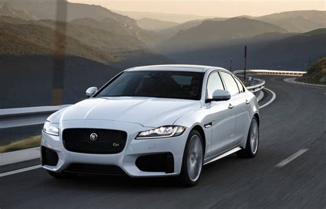 2018 Jaguar Xf Revealed Gets New 20tt Diesel Option