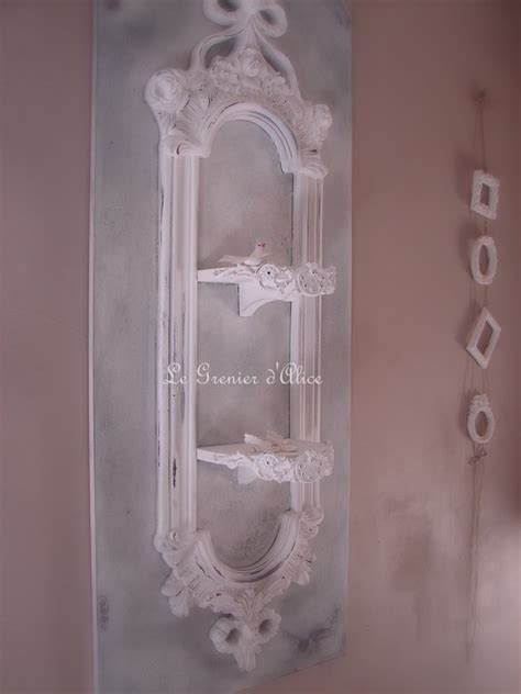 Etagere Shabby Chic by Cadre 233 Tag 232 Re Ambiance Shabby Chic Romantique Boutique