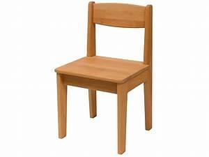 Sitzhöhe Stuhl Kinder : kinderstuhl buche massiv ge lt ma e h b t 60x34x34cm ~ Lizthompson.info Haus und Dekorationen