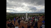 Apparition Hill in Medjugorje 2 - Future Location of the ...