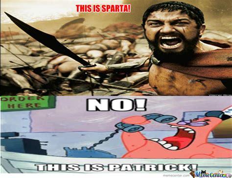 This Is Meme - no this is patrick by sebisebiastian meme center