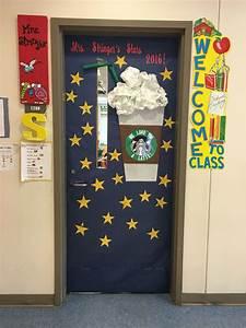 Starbucks, Theme, Door, We, Love, You, A, Latte, Stars, Are, Hand, Written, Notes, U2026