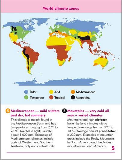 Go Facts - Climate: Set - Blake Education Educational ...