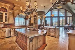 57, Luxury, Kitchen, Island, Designs, Pictures