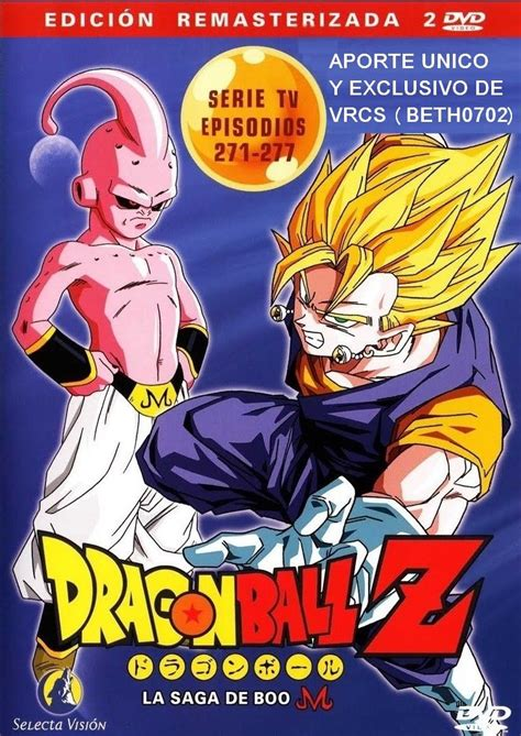 Dragon Ball Z Majin Buu Saga Episodes Animefine