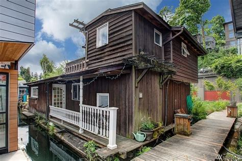 Seattle Boats Afloat Parking by Seattle Afloat Seattle Houseboats Floating Homes Live