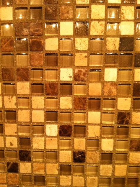 here is the tile with starglass grout which i used on my