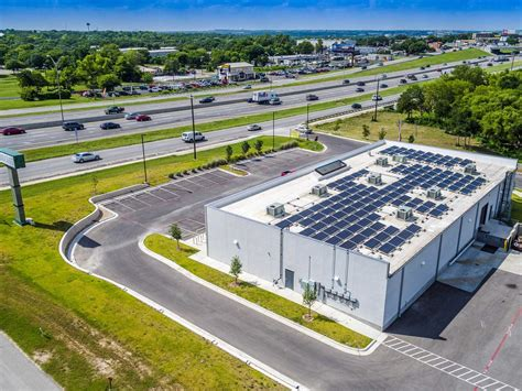 woodcraft austin commercial solar power