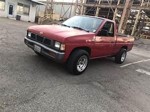 1992 Nissan Hardbody D21 Frontier For Sale In San