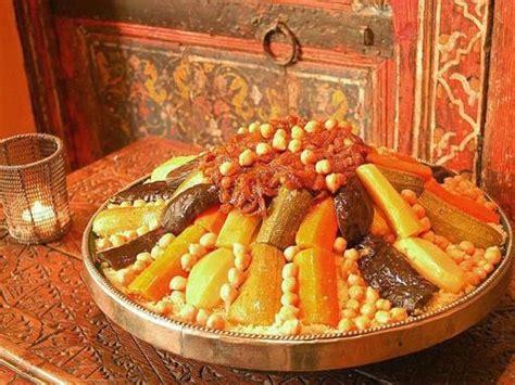 cuisine marocaine couscous la cuisine marocaine 2ème meilleure gastronomie au monde