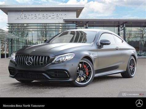 We analyze millions of used cars daily. Mercedes-Benz North Vancouver | 2020 Mercedes-Benz C63 S AMG Coupe | #20971839