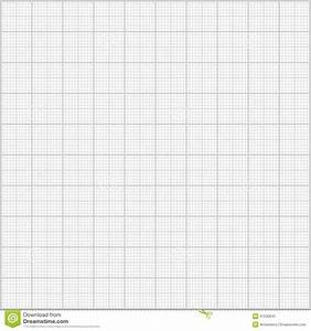 1 4 Scale Graph Paper Gray Millimeter Paper Background Stock Vector Image