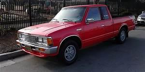 1986 Nissan Pickup Z24 Engine