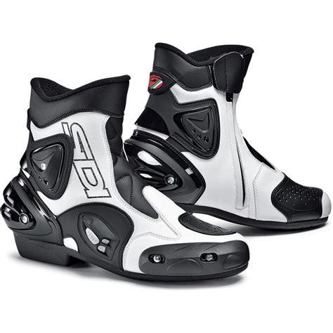 road motorbike boots sidi apex short paddock motorbike motorcycle ankle street