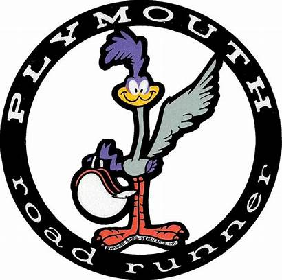 Runner Road Plymouth Roadrunner Emblem Mopar Decals
