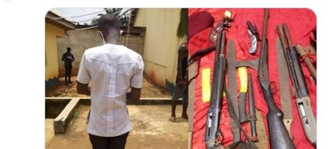 16-year-old student nabbed with a double-barrel gun in ...