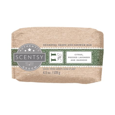 No Soap Shower - no 11 shoo shave and shower bar scentsy store