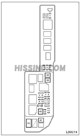 Fuse Box Suzuki Swift Wiring Diagram