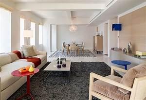 comment amenager un salon de 60m2 With comment meubler un grand salon 5 deco salon avec alcove