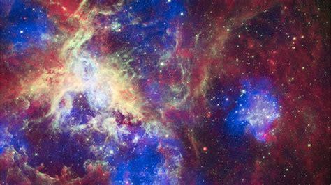 tarantula nebula  doradus hd wallpaper