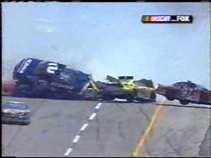 Biggest Car Crash In Nascar History - YouTube