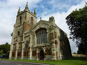 Canons Ashby Priory - Wikipedia