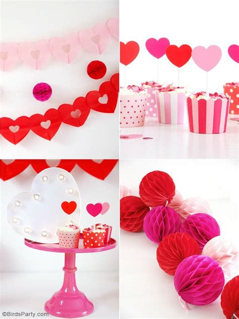 crafty valentines day party party ideas party printables blog