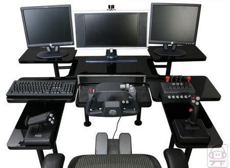 bureau gamers le bureau du gamer