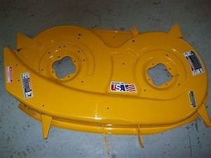 Cub Cadet 42 U0026quot  2000 Series Mower Deck Shell 603