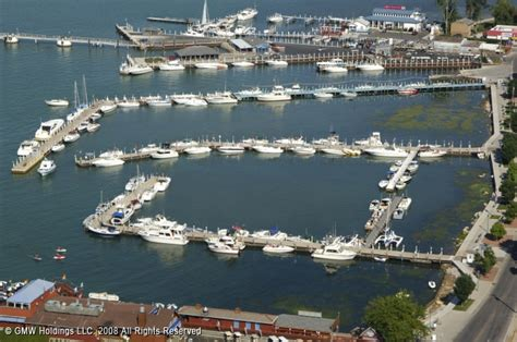 Boats For Sale Put In Bay Ohio by Put In Bay Municipal Marina Pier B In Put In Bay Ohio