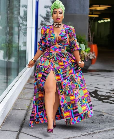 Latest Ankara Styles For Men And Women In 2019
