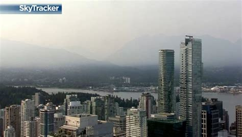 Earlier this week, the air quality in parts of. Vancouver air quality advisory   News, Videos & Articles