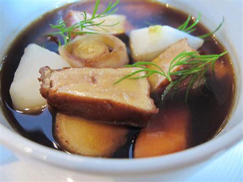la tuerie du dimanche pot au feu de foie gras