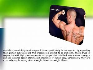 Know The Effects Of Anabolic Steroids On Human Body