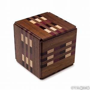 Japanese Karakuri Puzzle Boxes New Secret Box No 3